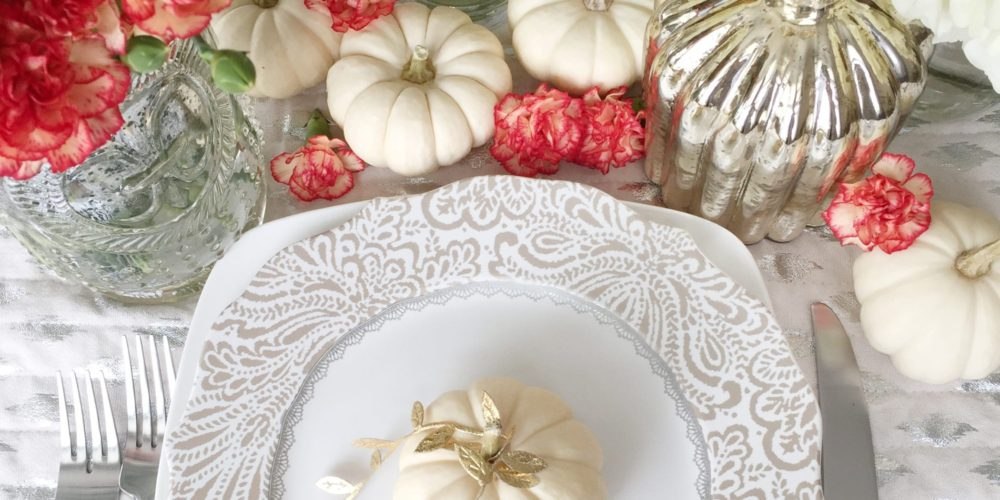 9 Simple IKEA finds to beautify your Thanksgiving Table